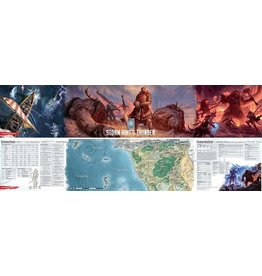 Gale Force Nine D&D 5e: Storm Kings Thunder DM Screen