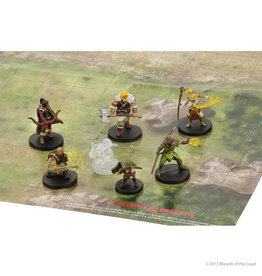 Wizards of the Coast D&D Minis: Icons Epic Level Starter Set