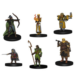 Wizards of the Coast D&D Minis: Icons Starter Set