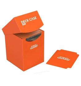 Ultimate Guard Deck Case 100+ Orange