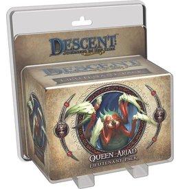 Fantasy Flight Games Descent Journeys in the Dark 2nd Edition: Queen Ariad Lieutenant Pack