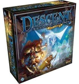 Fantasy Flight Games Descent: Journeys in the Dark 2nd Ed Core (ANA40)