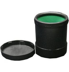 Koplow Games Dice Cup: Plastic round with Twist cover