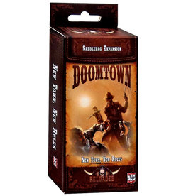 AEG Doomtown: Reloaded: Saddlebag Expansion