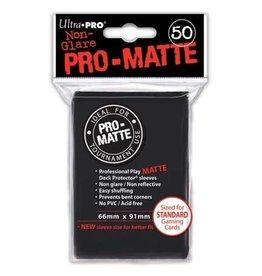 Ultra Pro DP: PRO Matte Black (50)