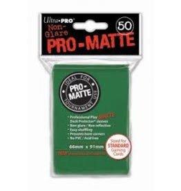 Ultra Pro DP: PRO Matte Green (50)