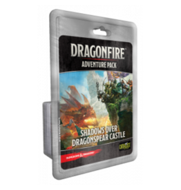 CATALYST GAME LABS Dragonfire DBG - Adventure Pack: Shadows over Dragonspear Castle