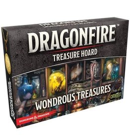CATALYST GAME LABS Dragonfire DBG - Magic Items Deck 1 - Wondrous Treasures