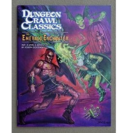 Goodman Games Dungeon Crawl Classics 69: The Emerald Enchanter