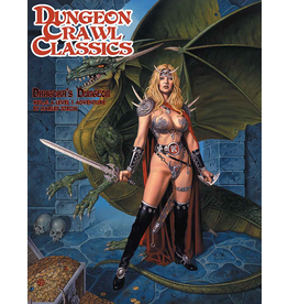 Goodman Games Dungeon Crawl Classics 82.5: Dragora's Dungeon