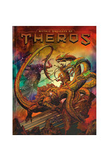 Wizards of the Coast Dungeons and Dragons: Mythic Odysseys of Theros Alt Cover