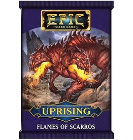White Wizard Games Epic Card Game Uprising: Flames of Scarros