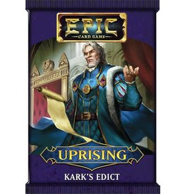 White Wizard Games Epic Card Game Uprising: Kark's Edict