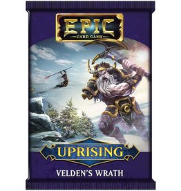 White Wizard Games Epic Card Game Uprising: Velden's Wrath