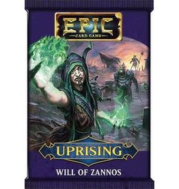 White Wizards Games Epic Card Game Uprising: Will of Zannos