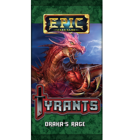 White Wizards Games Epic Card Game: Tyrants Draka's Rage