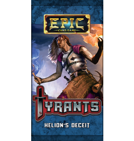White Wizards Games Epic Card Game: Tyrants Helion's Deceit
