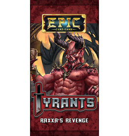 White Wizard Games Epic Card Game: Tyrants Raxxa's Revenge
