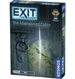 Kosmos Exit: The Abondoned Cabin