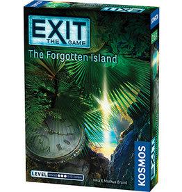Kosmos Exit: The Forgotten Island