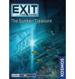 Kosmos Exit: The Sunken Treasure
