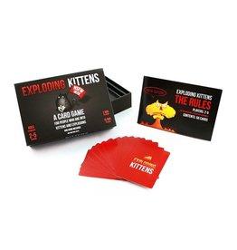Exploding Kittens, LLC Exploding Kittens NSFW Edition