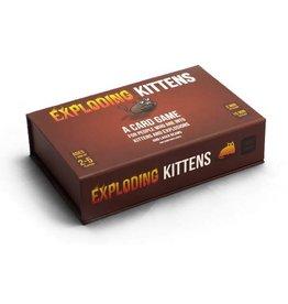 Exploding Kittins 1st Edtion