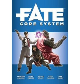 Evil Hat Productions Fate: Core System Rulebook