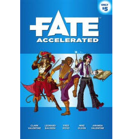 Evil Hat Productions Fate: Fate Accelerated