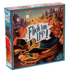 Z-Man Games Flick 'em Up! 3rd Ed