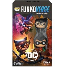 Funko Funkoverse Strategy Game: Catwoman & Robin