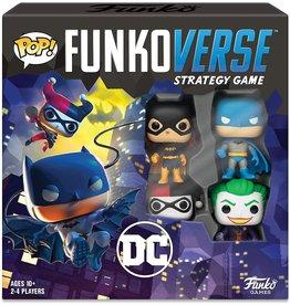 Funko Funkoverse Strategy Game: DC Comics 100 Base set