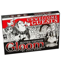 Atlas Games Gloom 2nd Edition: Unwelcome Guests