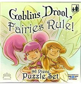 Goblins Drool, Fairies Rule! Puzzle