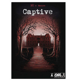Graphic Novel Adventure Captive