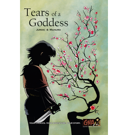 Graphic Novel Adventure Tears of a Goddess