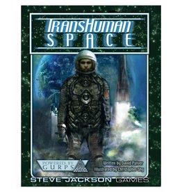 Steve Jackson Games GURPS Transhuman Space