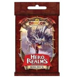 White Wizard Games Hero Realms Boss Deck Dragon