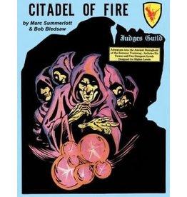 Judges Guild: Citadel of Fire