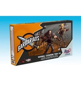 Cool Mini Or Not KB: Samaria Barbarians Team