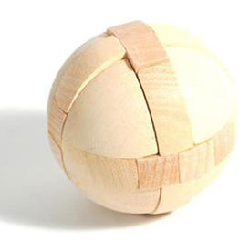 Wood Expressions Wooden Puzzle - Ball