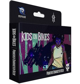 RENEGADE Kids on Bikes Powered Character Deck