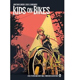 RENEGADE Kids on Bikes RPG Core Rules