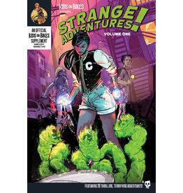 RENEGADE Kids on Bikes: Strange Adventures Vol. 1