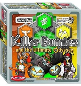 Killer Bunnies and the Ultimate Odyssey Starter: Lively and Spray