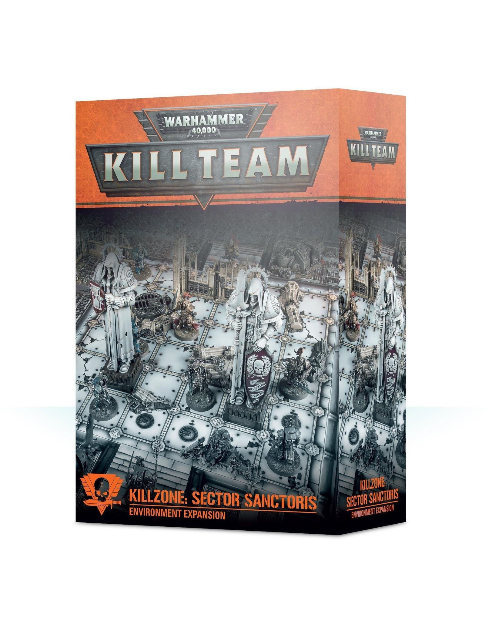 Games Workshop KILLZONE: SECTOR SANCTORIS