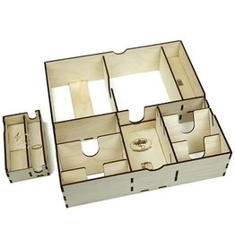Broken Token King of Tokyo/New York Box Organizer