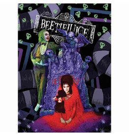 Usaopoly BEETLEJUICE: Graveyard Wedding  (Preorder)