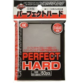 KMC KMC Perfect HARD Sleeves (50)