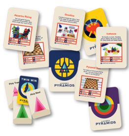 Looney Labs Looney Pyramids Promo Cards